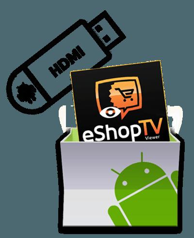 T'instal·lem eshoptv al teu monitor o TV